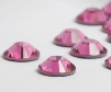34ss ROSE - Swarovski Elements FLATBACK 36pcs