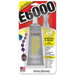 E-6000 Jewerly & Bead Glue 1oz