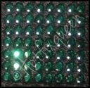 16SS EMERALD Hot Fix Rhinestones