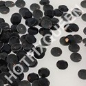 2mm BLACK Hot Fix Rhinestuds