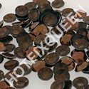 3mm BROWN Hot Fix Rhinestuds