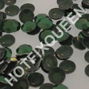 2mm GREEN Hot Fix Rhinestuds