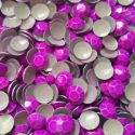3mm NEON PURPLE Hot Fix Rhinestuds