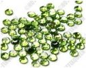 16SS PERIDOT Hot Fix Rhinestones